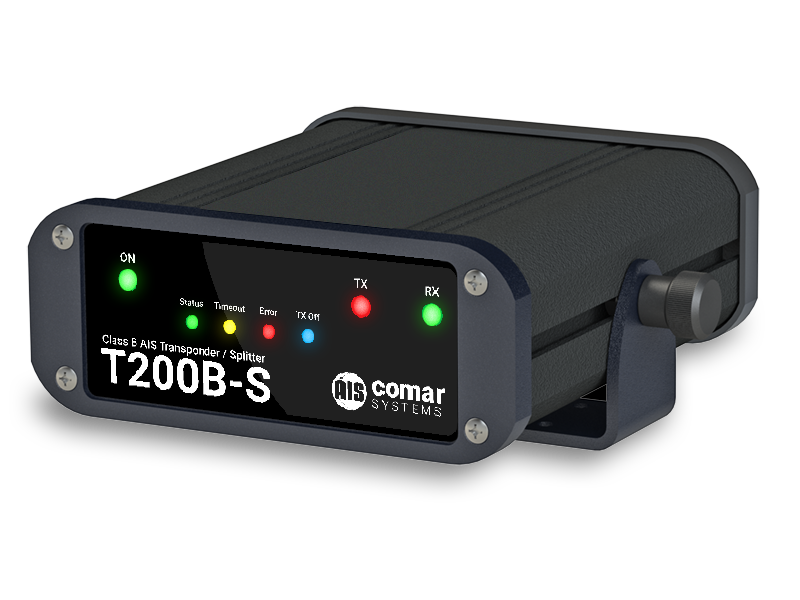 T200B-S Class B AIS Transponder with Internal Splitter