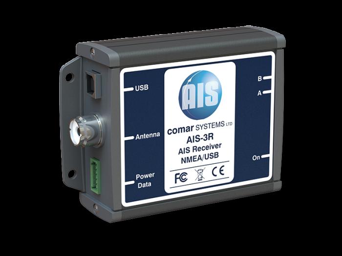 AIS Receiver with USB & NMEA output