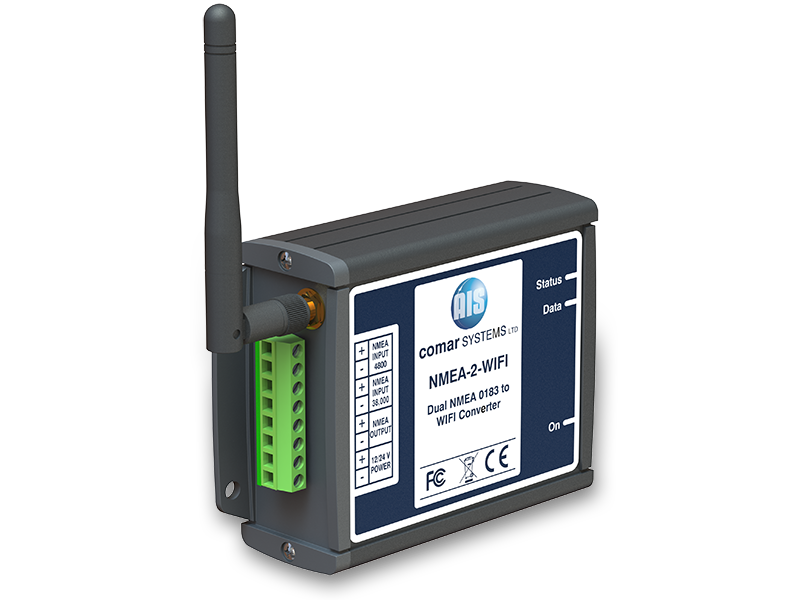Image result for Comar NMEA-2-WiFi