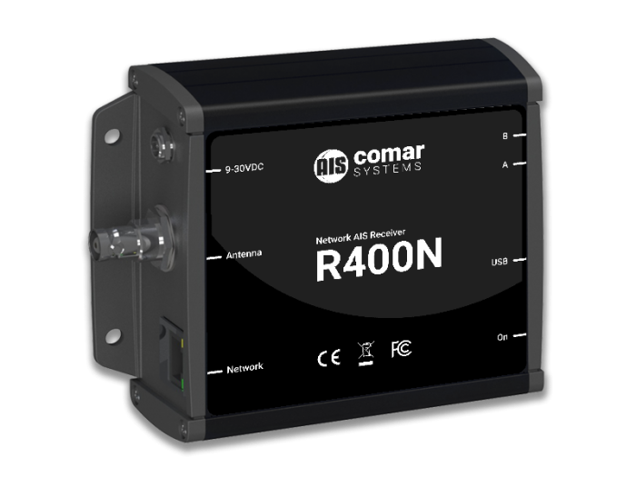 R400N Network AIS Receiver with Ethernet Output