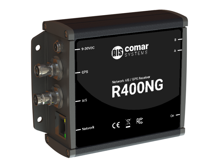 R400NG Network AIS Receiver with Ethernet & GPS