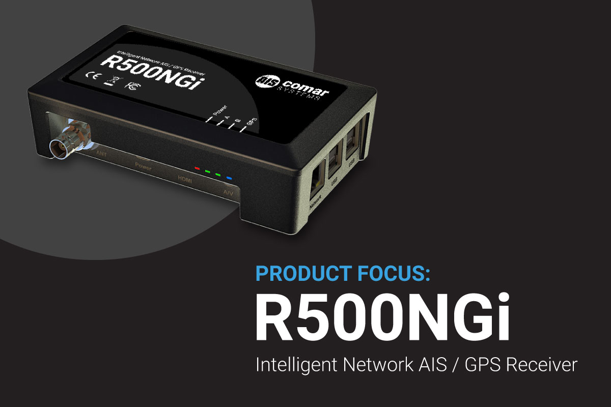 New Product Focus: R500NGi Intelligent AIS Receiver with