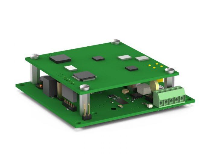 COM100 with Serial Port