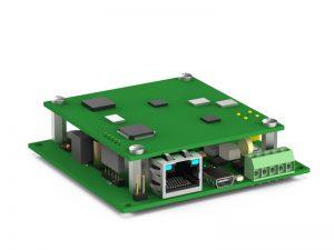 COM100 Lightweight OEM AIS Receiver