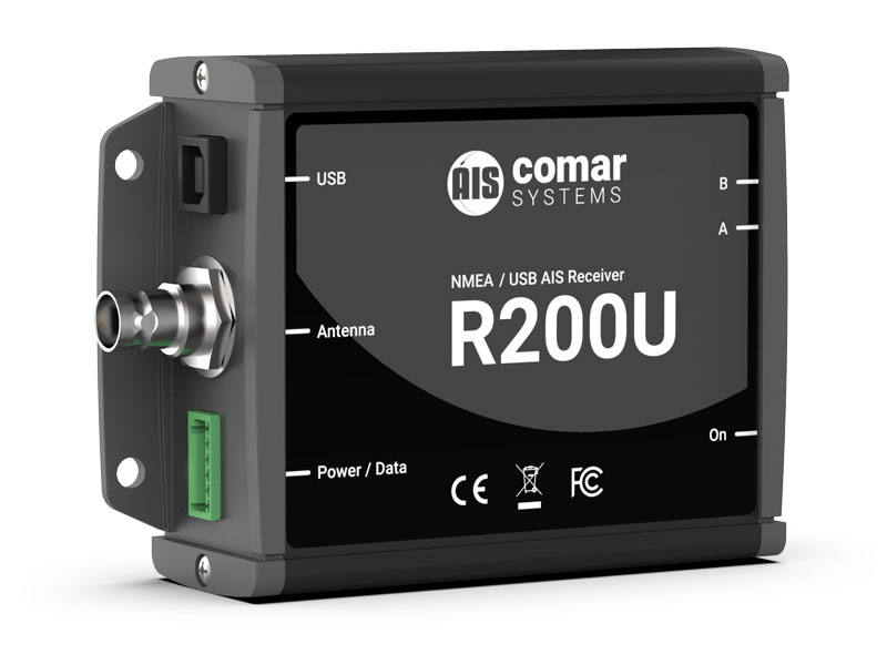 AIS-2-2000 NMEA 2000 Network Receiver - Comar Systems