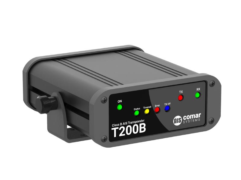 T200B Class B AIS Transponder - Comar Systems