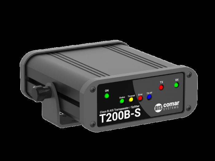 T200B-S Class B AIS Transponder with Internal Splitter