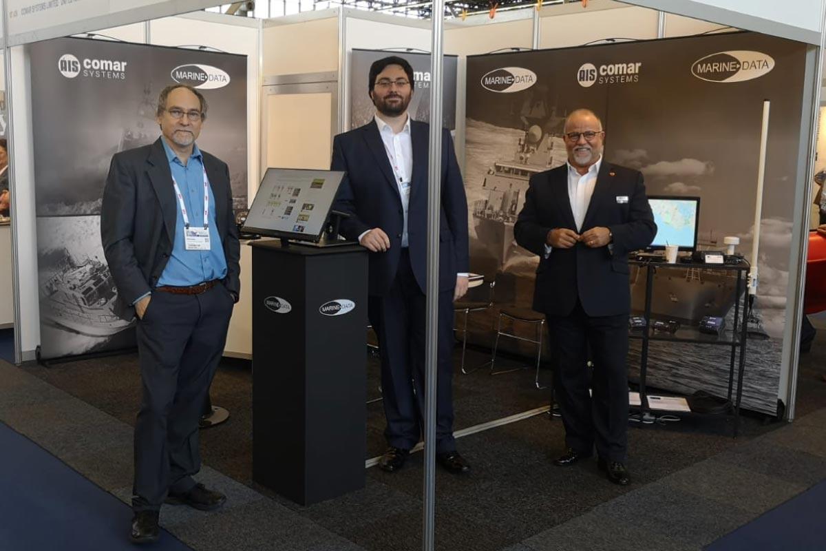 Comar Systems at METSTRADE 2018