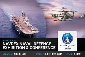NAVDEX 2019 Exhibition News Banner