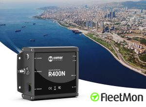 FleetMon AIS Receiver R400N by Comar Systems